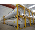 51000L 40FT 22 Bar Druck Carbon Stahl LPG-Tank Container von ASME U2 genehmigt