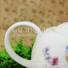 Trade Assurance Supplier Enamel Restaurant Tea Pots