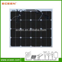 Semi Flexible Solar Panel For The Solar Energy Kit Travel Bag Technology Set