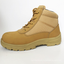 Electrical Genuine Leather Shoes Men Safety Shoes Steel Toe Cap Work Boots Safety Shoes