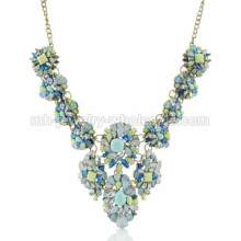 Frugal New 2014 Designed Fashion Zinc Alloy Pieces Charms Necklace