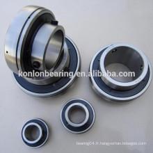 Acier inoxydable / Chrome Fabrication en acier en acier inoxydable roulement à billes uc 326