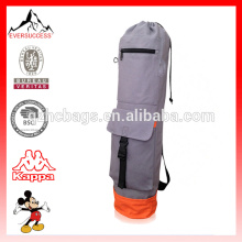 Yoga Mat Bag with Cargo Pocket for Men & Women High Quality Yoga Bag for Mat