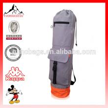 Йога коврик сумка с карман для мужчин и женщин высокое качество Йога Сумка для коврика