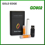 Rechargeable E Cigarette with Gold Edge Design Patent
