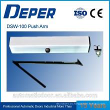 Puerta batiente automática DSW-100 - brazo de empuje