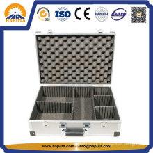 Étui d'appareil photo étanche en aluminium pour les gros (HC-1308)