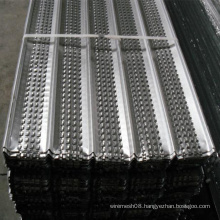 Hot Dipped Galvanized High Ribbed Metal Mesh