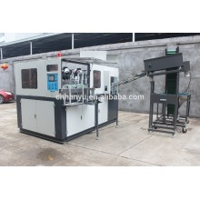 Full automatic PET bottle stretch blow molding machine
