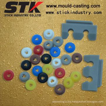 Buffer de silicona de silicona de alta calidad por encargo
