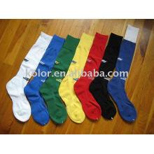 Длинные спортивные хлопчатобумажные носки