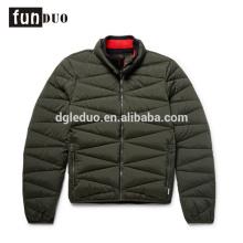 2018 moda jaqueta verde homens jaqueta de vôo 2018 nova jaqueta bomber homens jaqueta de vôo vestuário