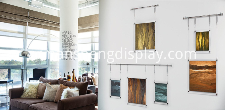 Photos Picture Hanging/Wall Mounted Frame Display