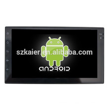 Android 4.4 Mirror-Link Glonass / GPS 1080P Dual-Core-Full-Touch-Auto MP5-Player für universelle Modelle mit GPS / Bluetooth / TV / 3G