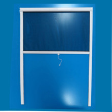 PVC frame Rolling fly screen window