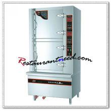 K660 Cabinet de cuisson et de cuisson à la vapeur de haute température de 2 portes