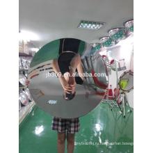 подгонянные пластичные акриловые вогнутое зеркало