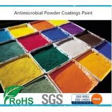 Wide color range Epoxy and Polyester Hybrid Powder Coating