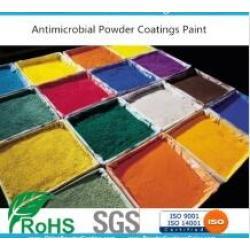 electrostatic spray Hammer Tone powder coating