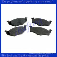 D694 D371R 10106960 10206960 1H0698151A car brake pad for golf brake pad