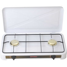Two Burner Outdoor Gas Cooker