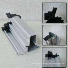 Profilé d'extrusion industriel en aluminium 2524