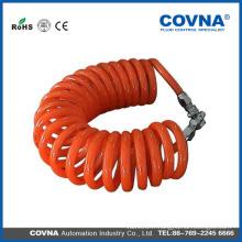 Série CLW Tuyau en polyuréthane Tube bobiné