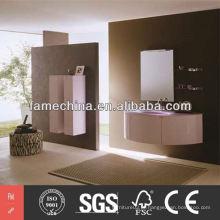 2013 Banheiro quente armários de cozinha madeira maciça