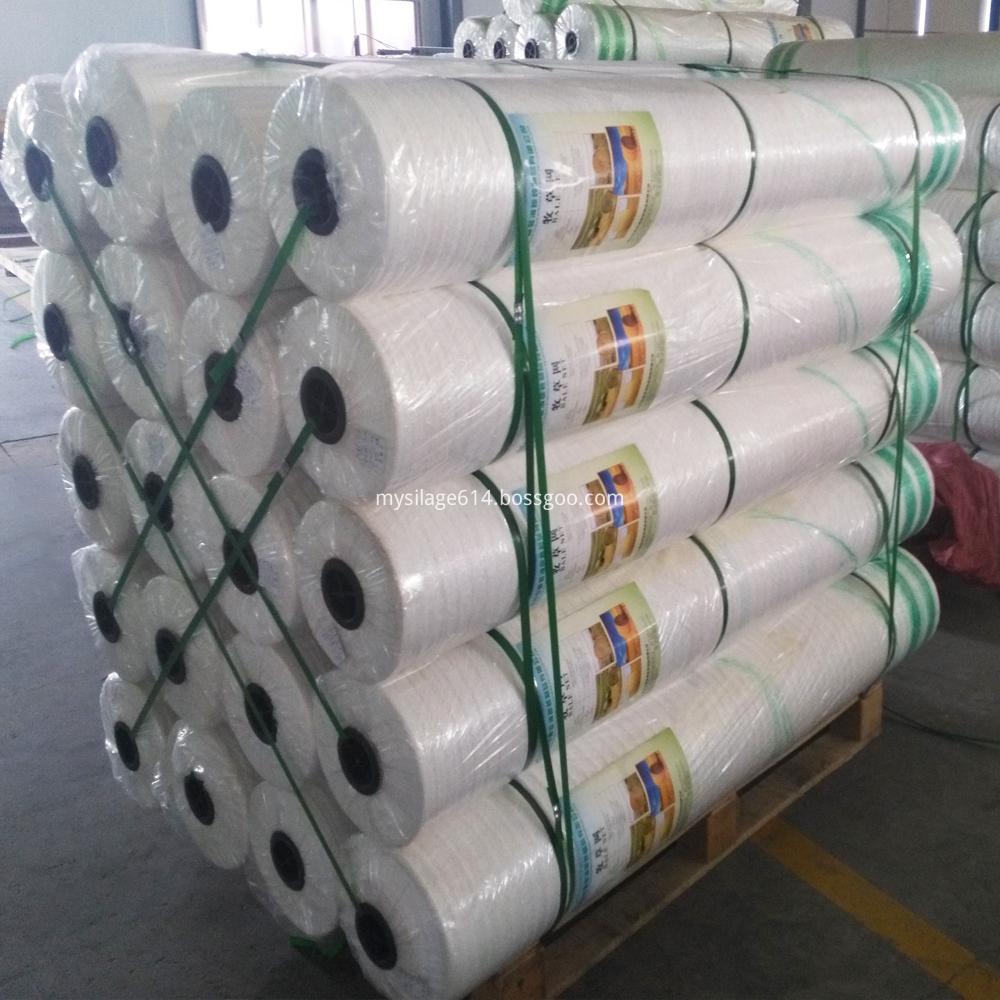 HDPE round bale net roll