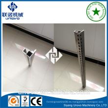 Gabinete eléctrico nueve pliegue rack 9 veces perfil de importación de ultramar