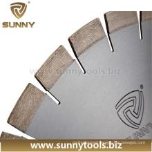 350mm 400mm 450mm Korea Technic Arix Diamond Saw Blade (SY-ADB-1009)
