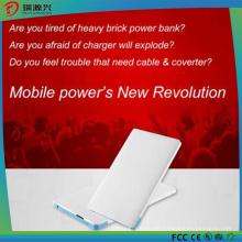 Ultrathin Gift Power Banks for Promotion