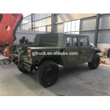 Dongfeng 4X4 camión militar para la función de guardia
