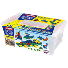 DIY Plastic Building Connective Block Toys