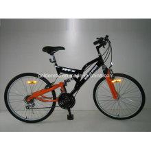 """26 """"bicicleta de montanha de armação de aço (2611)"""