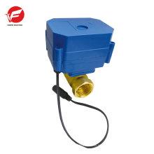 Es el actuador de válvula de bola eléctrica del pvc de la puerta de cheapes tmotorized 12v