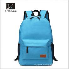 La mochila escolar de la mochila de los adolescentes con el logotipo personalizado / el bolso de escuela de los cabritos / el bolso de escuela