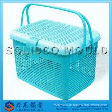 cesta de picnic de plástico
