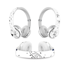 New Design Protective Skin Sticker for Beats Solo 2 Headset Wrap Cover for Beats Solo 3 Wireless Headphone