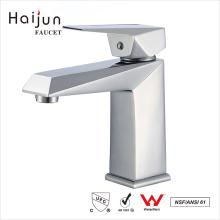 Haijun China Precio cUpc 0.1 ~ 1.6MPa solo agujero de la cubierta montada en el grifo de la bañera