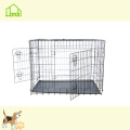 Two Doors Large Dog Cage