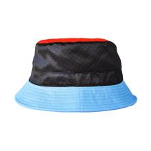 Art und Weiseentwurfs-Freizeit-Wannen-Hut mit Logo gestickt (U0056)