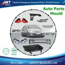 Les pièces d'auto en plastique d'injection entièrement automatiques moulent le moule de voiture