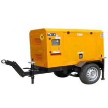 40KVA to 500KVA Trailer Diesel Generator