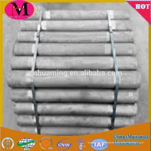 Tige de graphite d'approvisionnement direct d'usine de Chian pour fondre