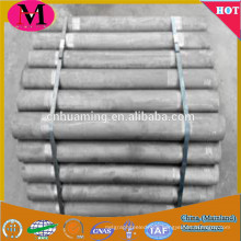 Chian factory direct supply graphite rod for melting