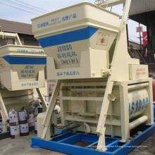 31 ans d'expérience dans l'industrie manufacturière! ! ! Machine de mélangeur concret de double arbre de Js1000