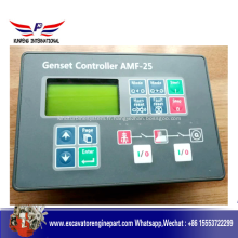 Contrôleur Comap AMF25 de pièces de rechange de générateur