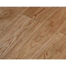 Interior Strong Durability Solid Ash Wooden Flooring