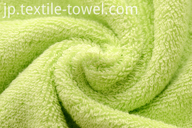 Lime Green Bath Towels